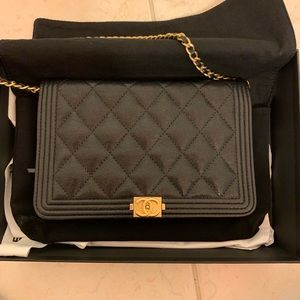 4f79a37fefe0 Women's Bergdorf Goodman Chanel Bags on Poshmark